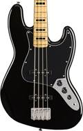 Squier Classic Vibe 70s Jazz Bass Black MN