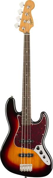 Squier Classic Vibe 60s Jazz Bass 3 Tone Sunburst IL