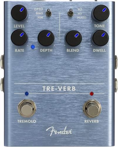 Fender Tre-Verb Digital Reverb/Tremolo