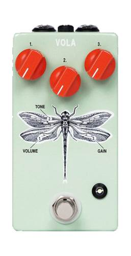 AC Noises Vola Preamp/ Overdrive