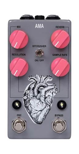 AC Noises Ama Reverb w/ Oscillator and Bit Crusher