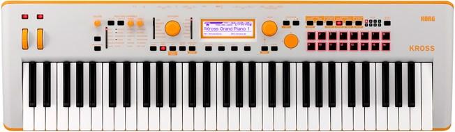 Korg Kross 2 61GO Neon Orange