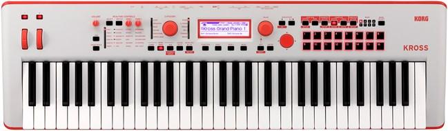 Korg Kross 2 61GR Neon Red