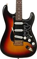 Fender Custom Shop Stevie Ray Vaughan NOS Strat 3 Tone Sunburst #CZ537890