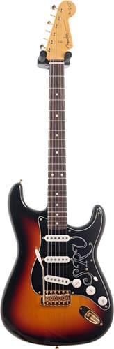 Fender Custom Shop Stevie Ray Vaughan NOS Strat 3 Tone Sunburst #CZ537864