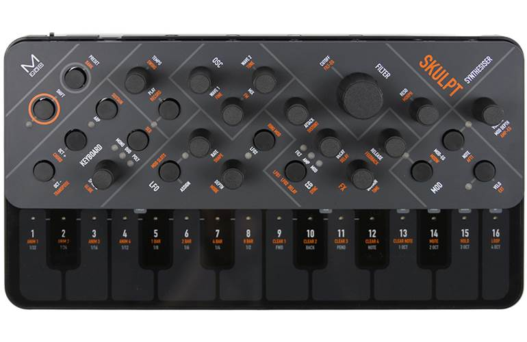 Modal Electronics Skulpt Desktop Synth w/ MIDI