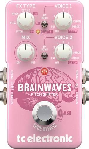 TC Electronic Brainwaves Pitch Shifter