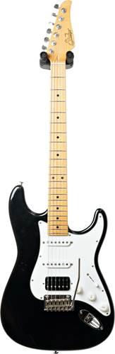 Suhr Classic S Antique Black HSS Maple Fingerboard #JS5E7H