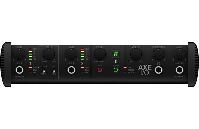 IK Multimedia AXE I/O Audio Interface