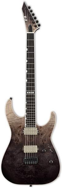 ESP E-II M-II NT HS Black Natural Fade