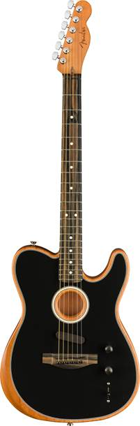 Fender Acoustasonic Tele Black