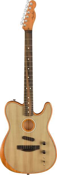 Fender Acoustasonic Telecaster Trans Sonic Grey