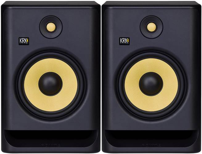 KrK Rokit RP8 G4 Active Studio Monitor (Pair)