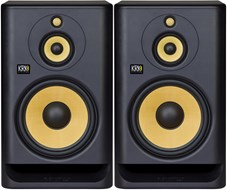 KrK Rokit RP103 G4 Active Studio Monitor (Pair)