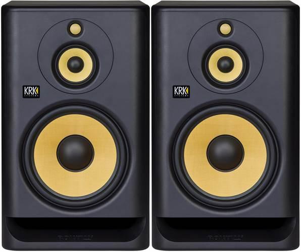 KrK Rokit RP103 G4 Active Studio Monitor (Pair)