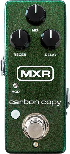 MXR JD-M299 Carbon Copy Mini