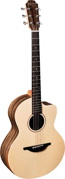 Sheeran by Lowden S-04 Sitka Spruce Top Figured Walnut Back and Sides