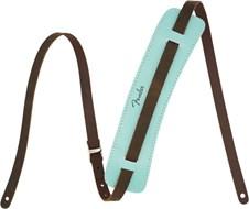 Fender Original Leather Strap, Daphne Blue