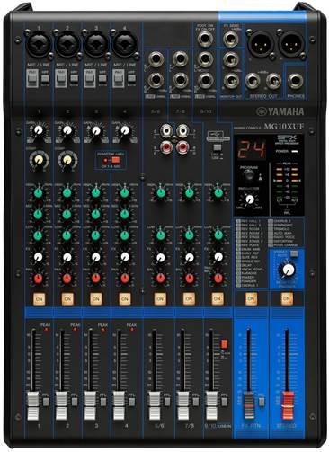 Yamaha MG10XUF Mixer