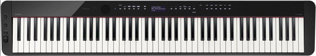 Casio PX-S3000 Black Digital Piano