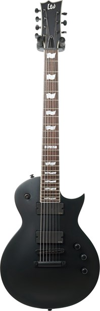 ESP LTD EC-407 Black Satin (No Body Binding)
