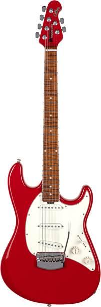 Music Man BFR Cutlass SSS Scarlet Red