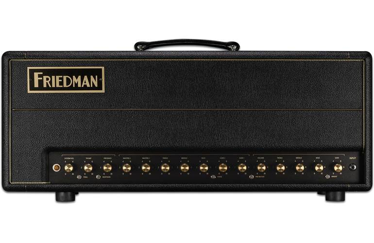 Friedman BE-100 Brown Eye Deluxe 100W Head