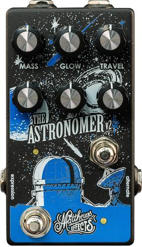 Matthews Effects Astronomer v2 Shimmer/Octave Reverb
