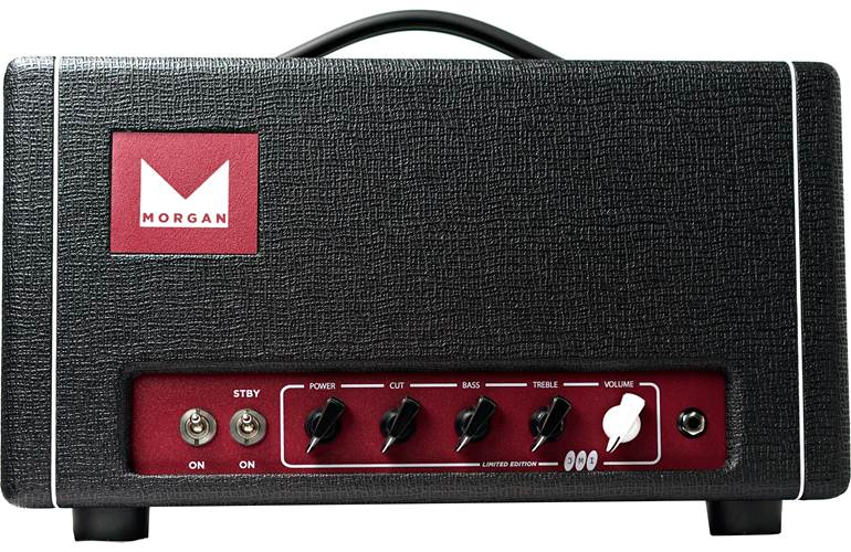 Morgan Amplification JMI 10th Anniversary Head