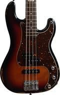 ESP E-II Vintage 4 PJ 3 Tone Sunburst #ES1304623