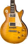 Gibson Custom Shop 60th Anniversary 1959 Les Paul Standard VOS Golden Poppy Burst