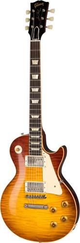 Gibson Custom Shop 60th Anniversary 1959 Les Paul Standard VOS Orange Sunset Fade