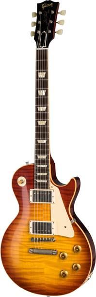 Gibson Custom Shop 60th Anniversary 1959 Les Paul Standard VOS Sunrise Teaburst