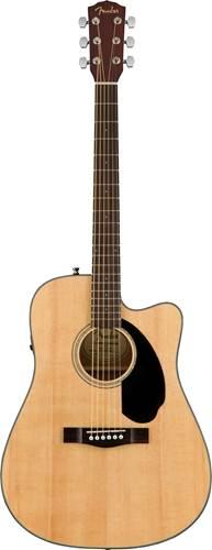 Fender CD-60SCE Natural WN