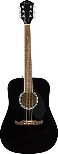 Fender FA-125 Black WN