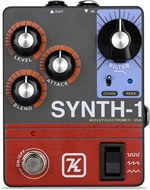 Keeley Synth-1 Reverse Attack Fuzz Wave Generator