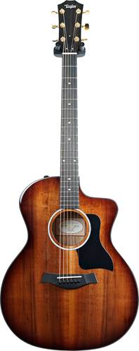 Taylor 200 Deluxe Series 224ce-K DLX (Gold Tuners) #2104229569