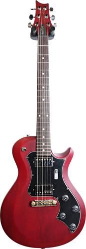 PRS S2 Singlecut Standard Satin Vintage Cherry Dots