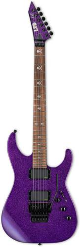 ESP LTD KH-602 Kirk Hammett Purple Sparkle
