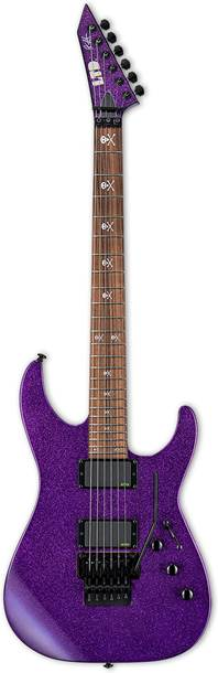 ESP LTD KH-602 Kirk Hammet Purple Sparkle