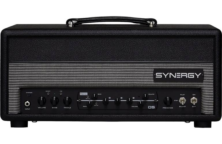 Synergy Amps SYN-30 30-watt 3-channel Tube Head