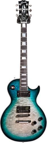 Gibson Custom Shop Hand Picked Les Paul Custom Quilt Quicksilver Ebony Fingerboard #CS900033