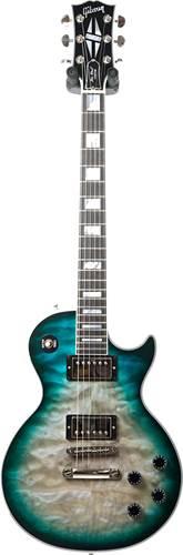 Gibson Custom Shop Hand Picked Les Paul Custom Quilt Quicksilver Ebony Fingerboard #CS900040