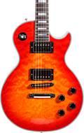 Gibson Custom Shop Hand Picked Les Paul Custom Quilt Firemist Ebony Fingerboard #CS900050
