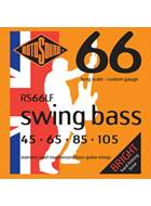Rotosound RS66LF Stainless Steel Swing Bass 45-105