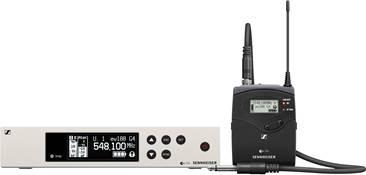 Sennheiser EW100 G4 Ci1-GB Instrument Wireless System