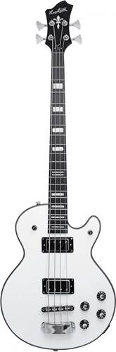 Hagstrom Swede Bass White