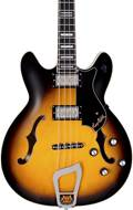 Hagstrom Viking Bass Short Scale Tobacco Sunburst