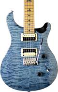 PRS SE Custom 24 Ltd Edition Whale Blue Quilt Roasted MN