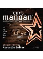 Curt Mangan 31152 Phosphor Bronze Acoustic Light 11-52
